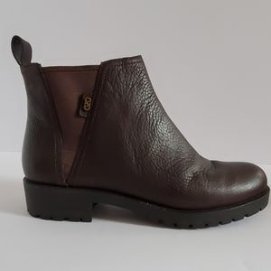 Cole Haan Grand.OS Brown Chelsea Ankle Boot 8